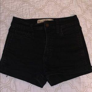 Hollister Black Shorts